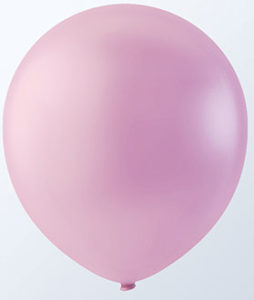 "12"" Hot Pink Latex Balloons-0"