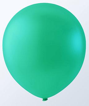 "12"" JADE GREEN LATEX BALLOONS-0"
