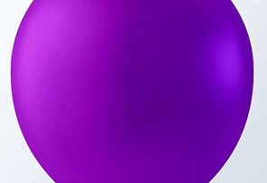"12"" Purple Latex Balloons-0"
