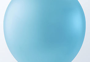 "12"" SKY BLUE LATEX BALLOONS-0"