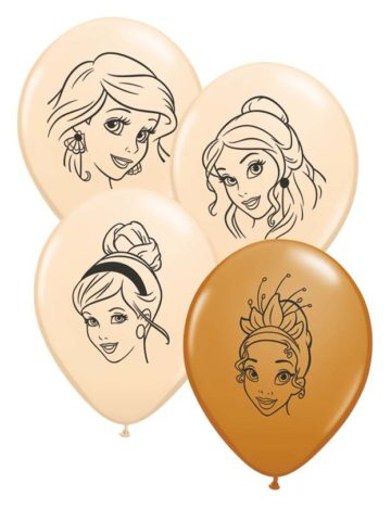 "5"" Princess Face Assortment-0"