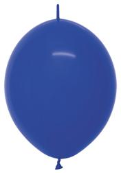 "12"" Fashion Royal Blue Link o Loon-0"