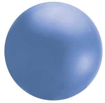 5 1/2' BLUE CHLOROPRENE BALLOON-0