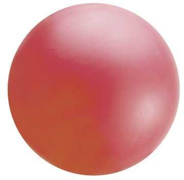 5 1/2' RED CHLOROPRENE BALLOON-0