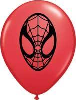 "5"" Spider Man Face-0"