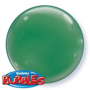 """15"""" Green Bubbles-0"""