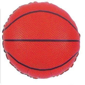 """18"""" BASKETBALL FOIL -0"""