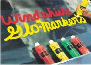 PAINT MARKER RED-0
