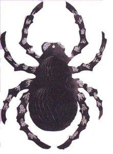 HANGING SPIDER-0