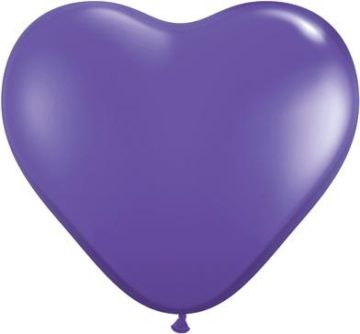 6 VIOLET PURPLE HEARTS-0