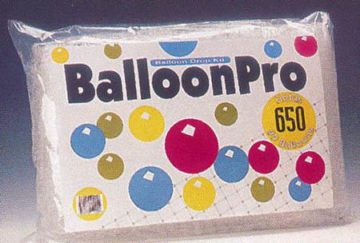 BALLOON DROP NET 14' X 50'-0