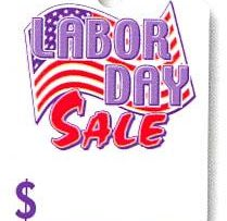 LABOR DAY SALE MIRROR HANG TAG-0