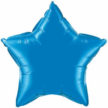 "9"" Sapphire Blue Star-0"