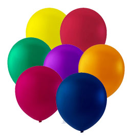 "12"" JEWEL ASSORTED LATEX BALLOONS-0"
