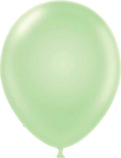 "17"" MINT GREEN LATEX BALLOONS-0"