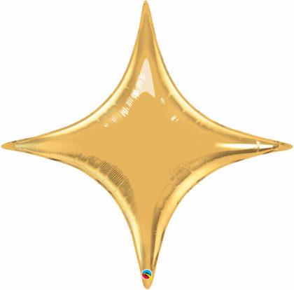"""20"""" Gold Starpoint-0"""