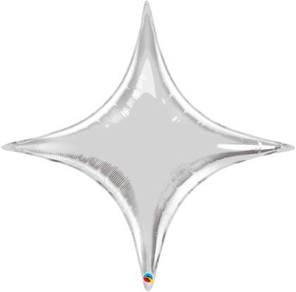 """20"""" Silver Starpoint-0"""