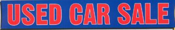 BANNER USED CAR SALE-0
