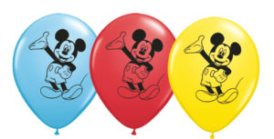 """5"""" Mickey Mouse Full Character-0"""
