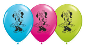 "5"" Minnie Mouse Full Character Assorted-0"