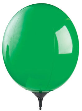 "17"" Gizmo Green Balloon-0"