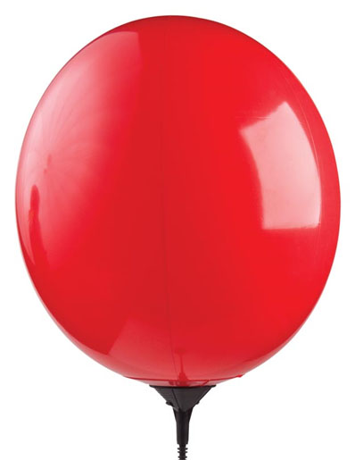 "17"" Gizmo Red Balloon-855"