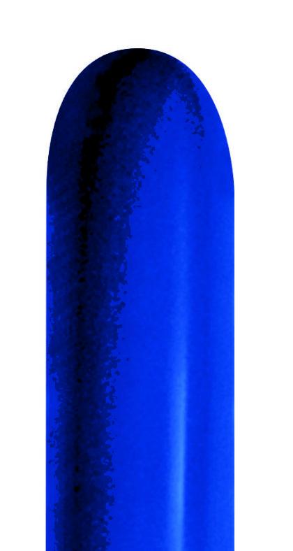 360 Fashion Royal Blue Entertainer Latex-0