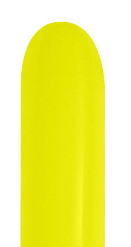 360 Fashion Yellow Entertainer Latex-0