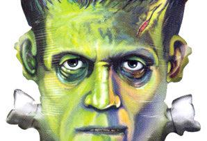 """25"""" Frankenstein Head-0"""