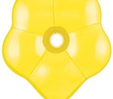 "6"" Yellow GEO Blossom-0"