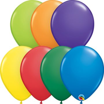 "5"" Balloons Qualatex"